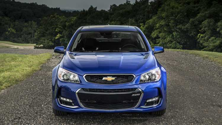 2016 Chevy SS Gets a Facelift to Boost Sales