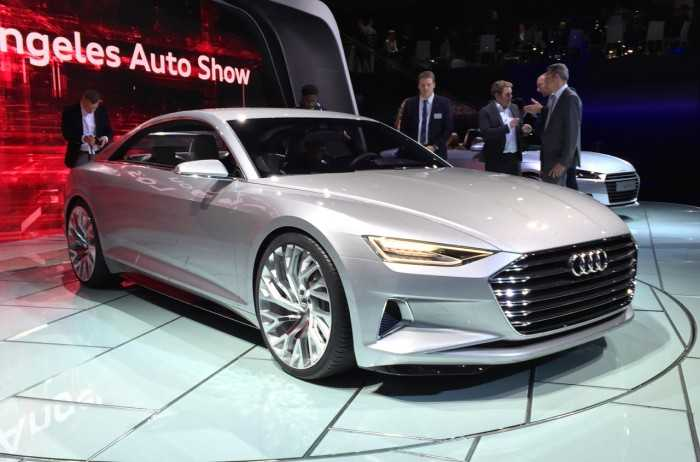 2017 Audi A6 Will Set the Standard for Luxury Sedans by Audi