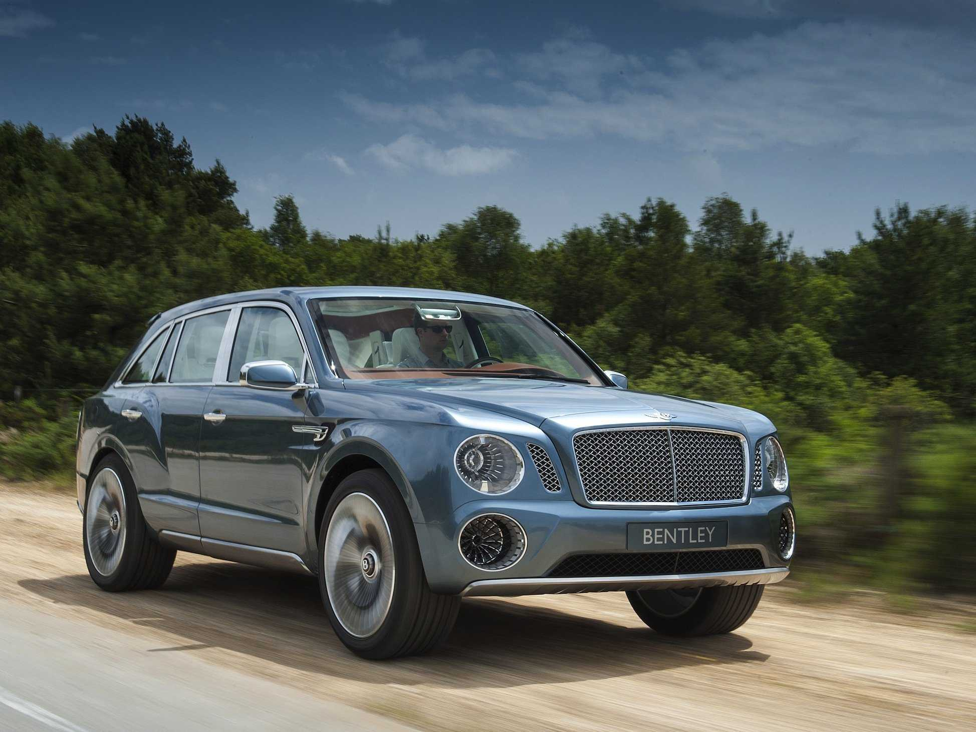 2017 Bentley Bentayga – Bentley Unleashing the Fastest SUV in the World at Frankfurt Motor Show