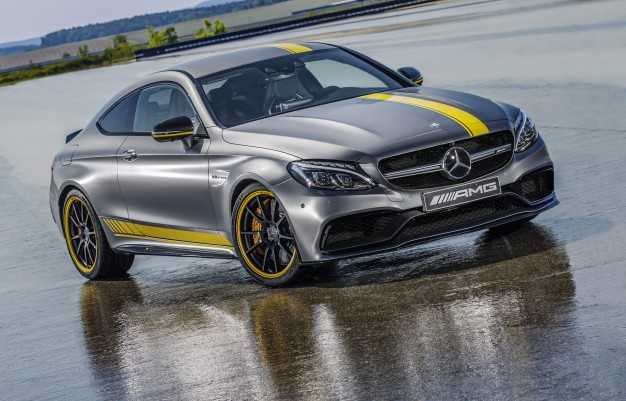 2017 Mercedes AMG C63 Coupe