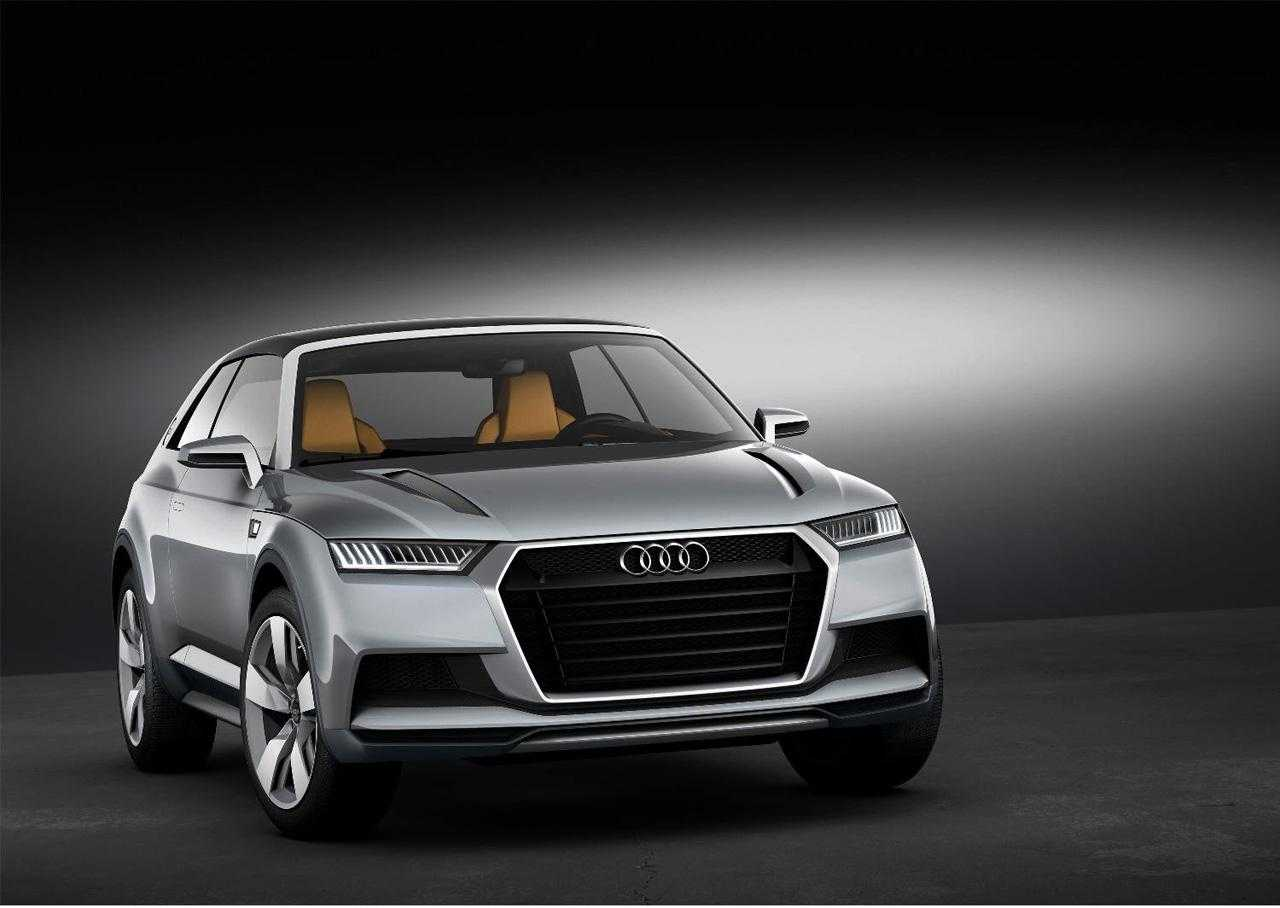 Audi Q1 Among Other Compact SUVs from Skoda, VW Incoming in 2016