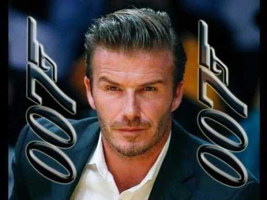 Bechkam James Bond 007