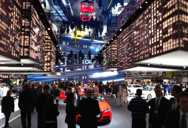 Frankfurt Auto Show 2015