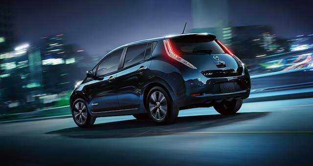 ... Miles Per Charge. Nissan Leaf 2016