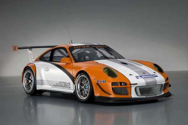 Porsche-911-GT3-Hybrid; Porsche