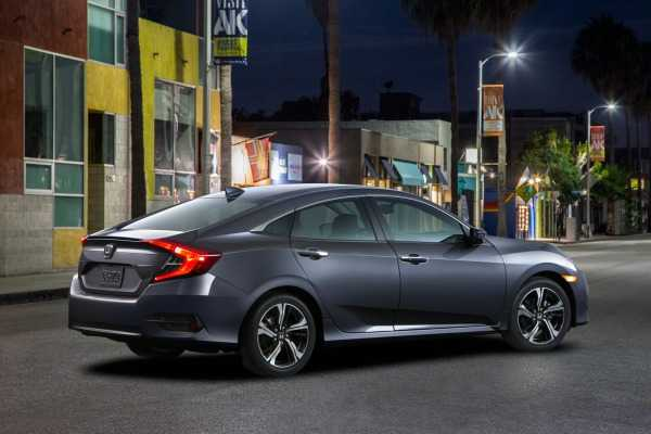 2016 Honda Civic – 5 Things That Make the Car Impressive