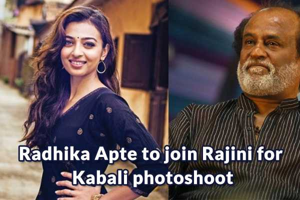 Superstar Rajinikanth Movie Kabali to Roll on Lord Ganesha's Birthday: Shooting Schedule Revamped