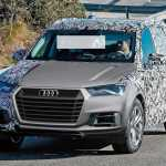 2016 Audi Q5 Spy Shots Reveal More about the Vehicle's Design