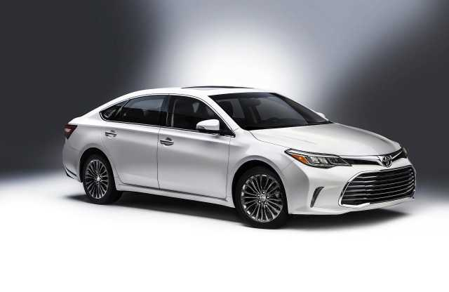 2016 Toyota Avalon and XLE Plus Trim Models Made Official