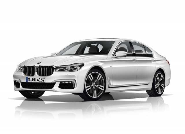 Overhauled and Upgraded BMW 7 Series Available for Purchase in Showrooms across UK