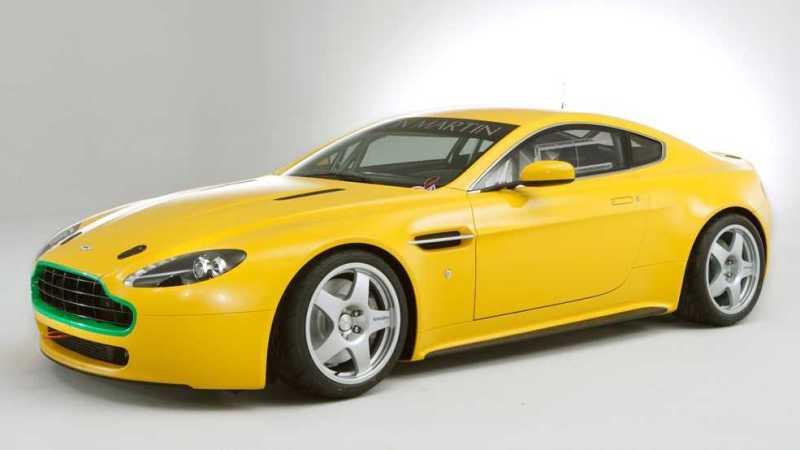 Aston Martin V8 Vantage Herald