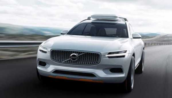 Electric-Volvo-XC90-SUV