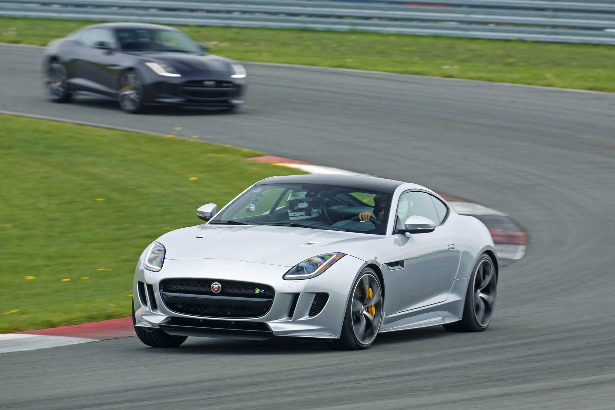 Jaguar F-Type Manual vs. V8 AWD; the Best Car Money Could Buy