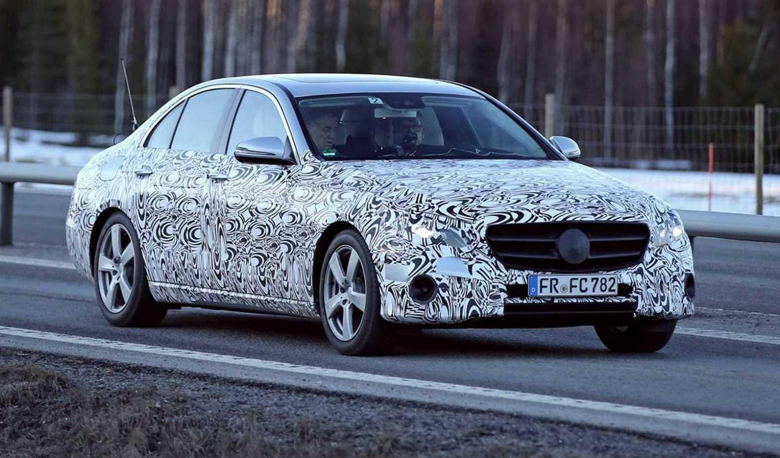 Mercedes Benz E-Class 2017 Edition