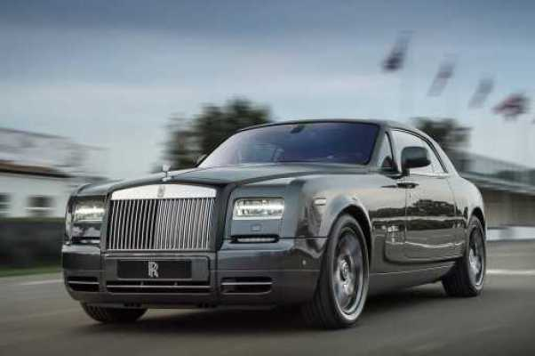 Rolls-Royce Phantom Second Generation