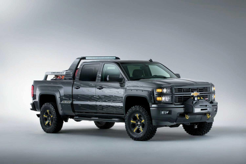 Special Ops Silverado >> Chevrolet Silverado Is A Military Grade Special Ops Truck With Great