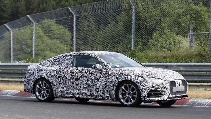 2017-audi a5-spy-photos