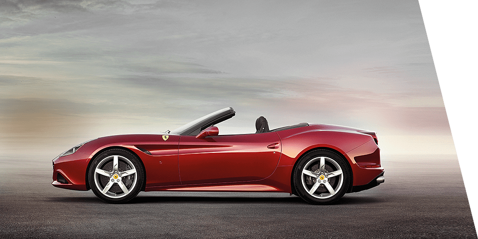 Ferrari California T Gets Updated with HS Performance Kit