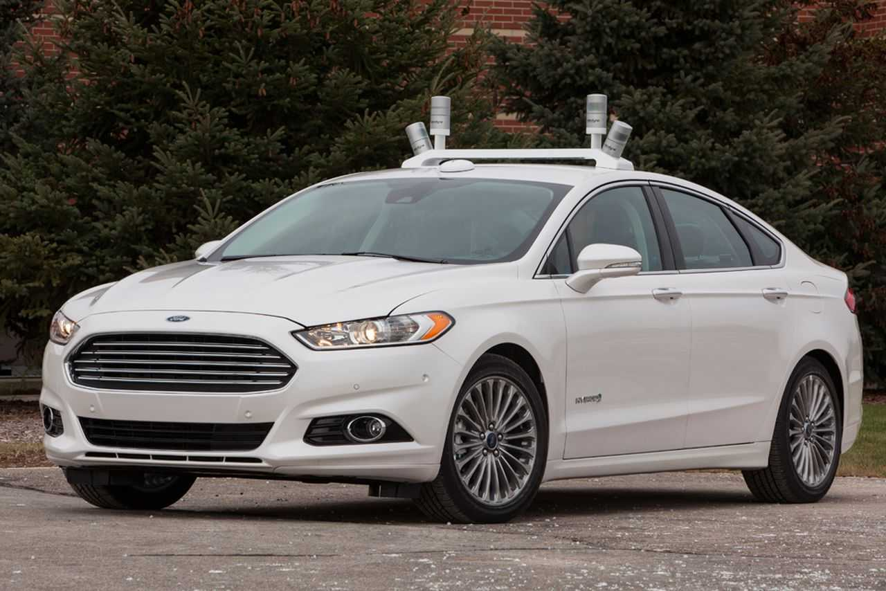 Ford's Self-Driving Cars and Traffic Jam Assist is Coming in 2020