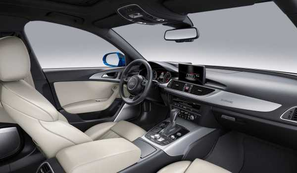 Audi A6 and the A7 Car Play