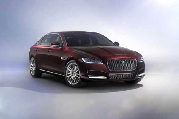 Jaguar Wheelbase XFL