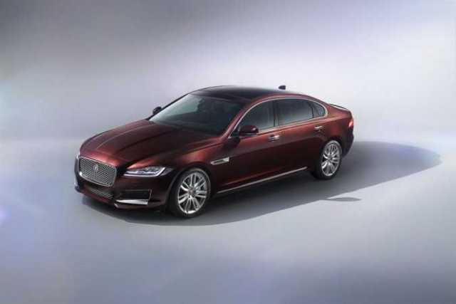 Jaguar XFL model