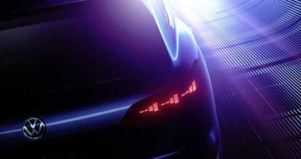 Volkswagen SUV Teaser