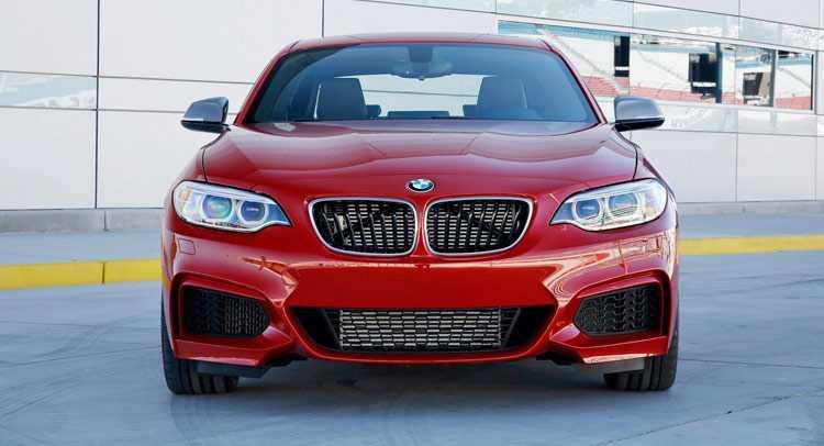 2017 BMW 2 Series Revealed With Brand New Powertrain Options