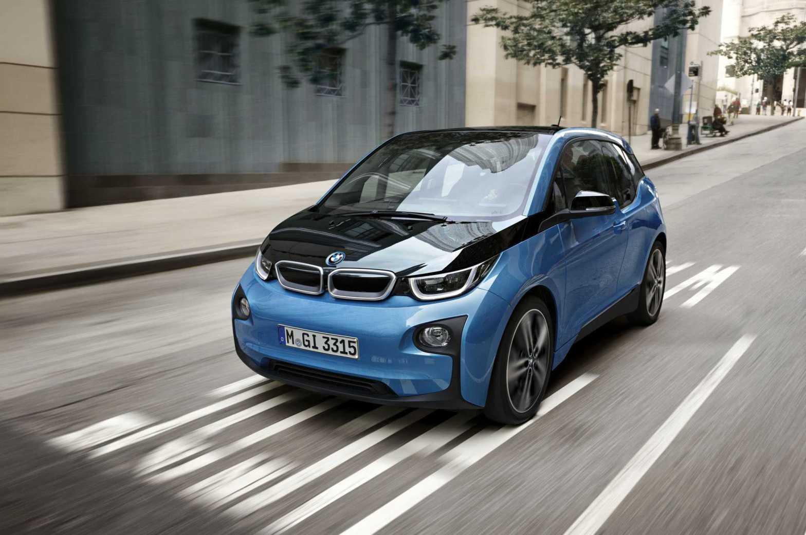 2017 BMW i3 Front