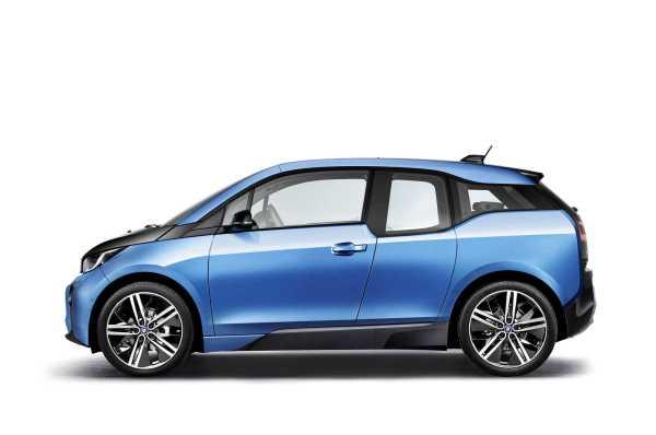 2017 BMW i3 Side