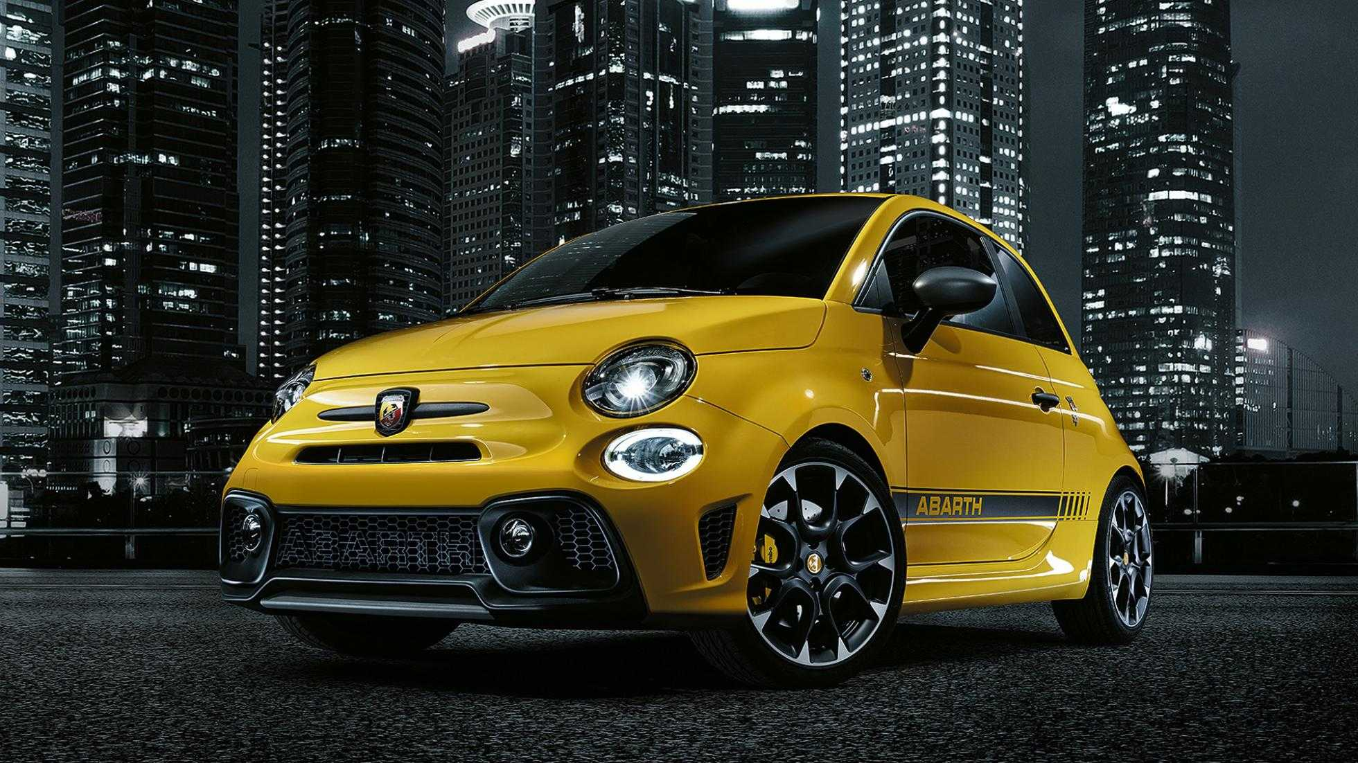 Abarth 595 Hot Hatch Gets Improved Tech Features and Power Boost