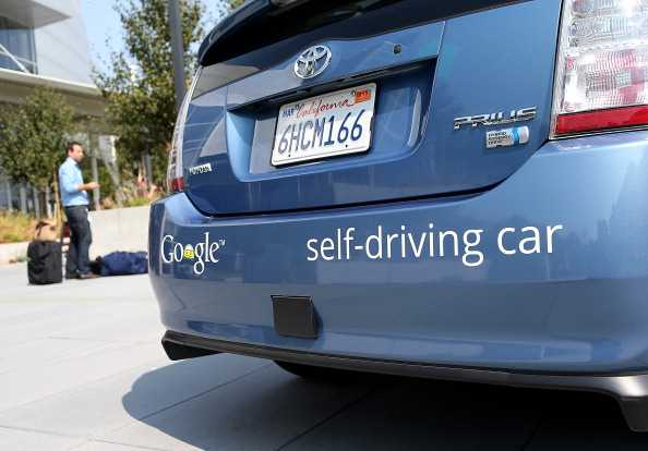 Google Signs Partnership with Fiat Chrysler to Build Autonomous Cars