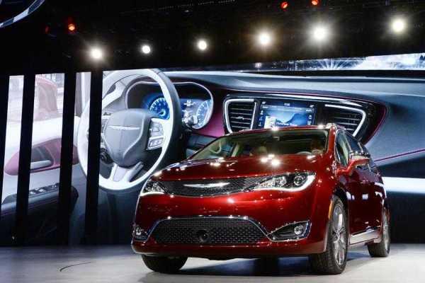 Google Partners Fiat Chrysler for Driverless Car