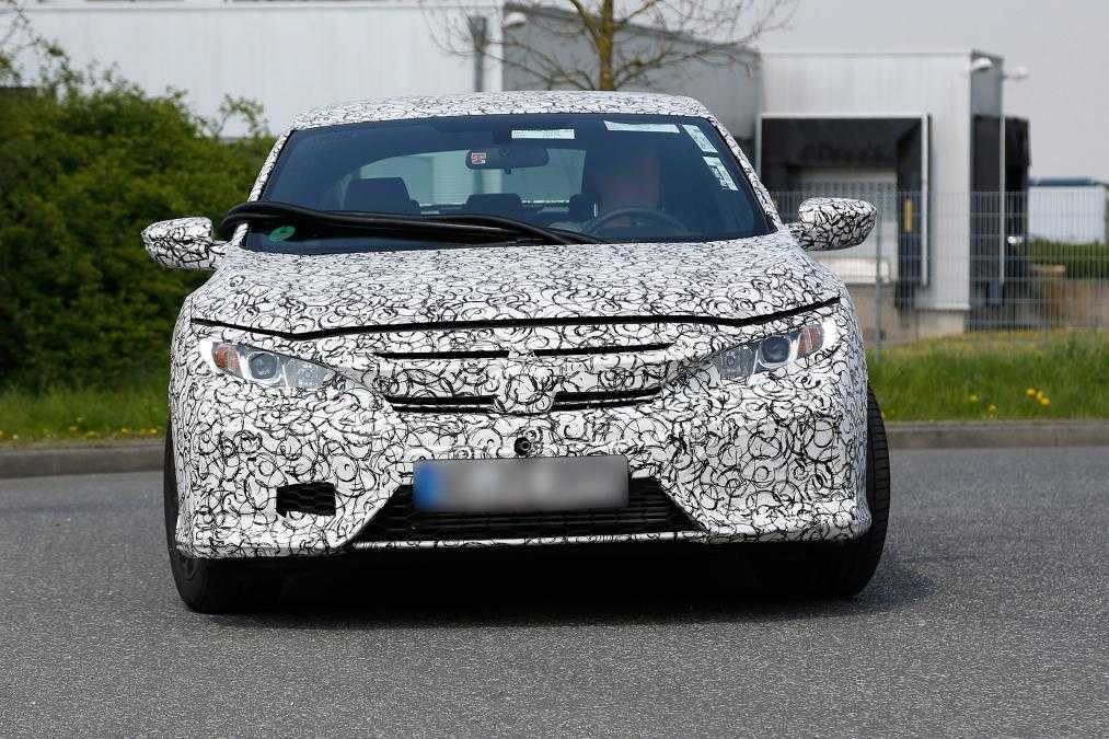 2017 Honda Civic First Look Images and More Details Emerge