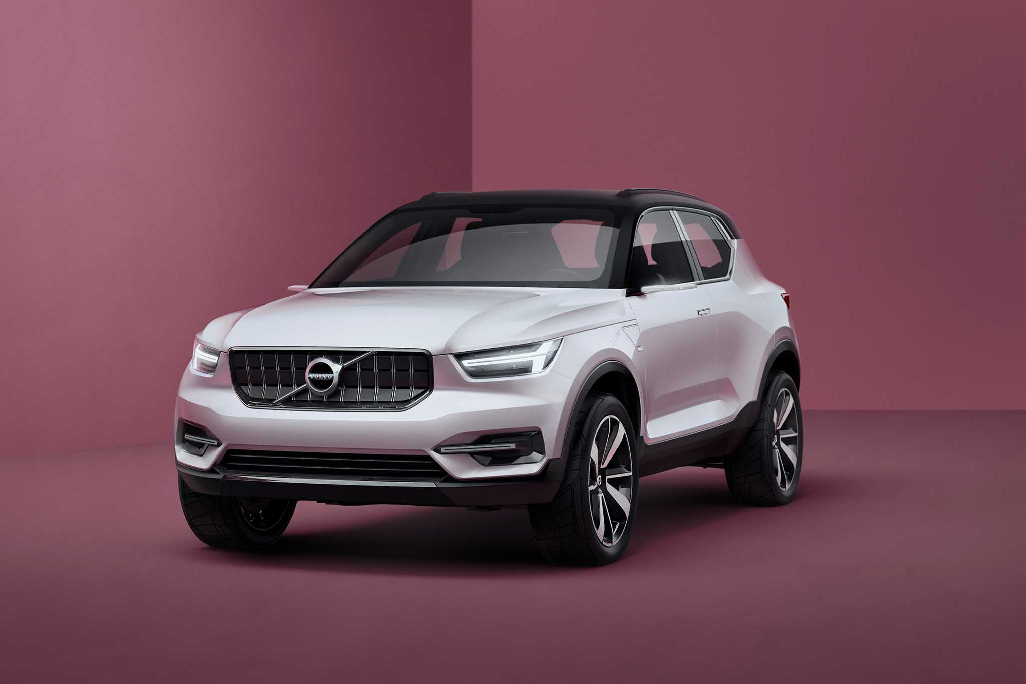 Volvo Reveals 40 Series Entry Level Models After Days of Teaser Images