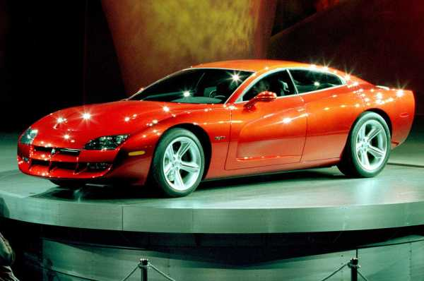 1999 Dodge Charger RT concept front
