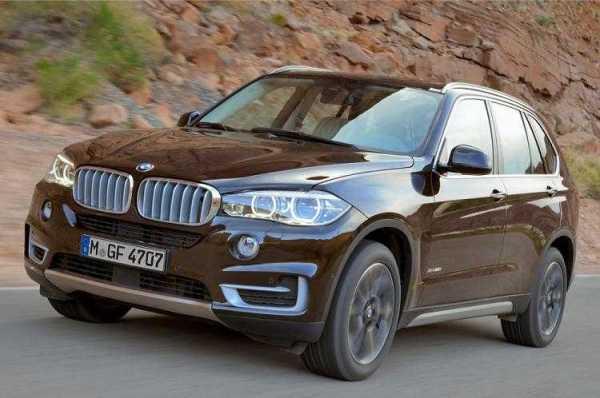 2017 BMW X7