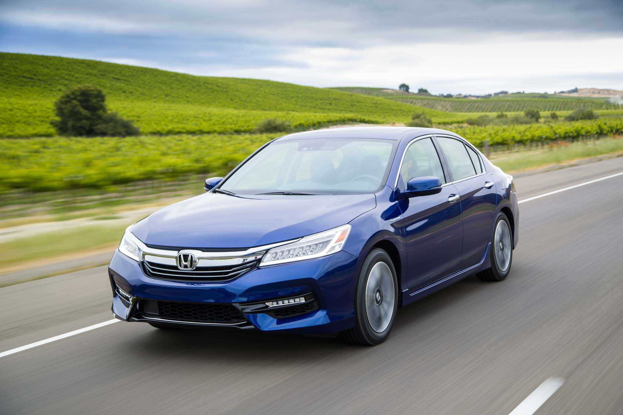 2017 Honda Accord Hybrid Pricing Starts at $30,440