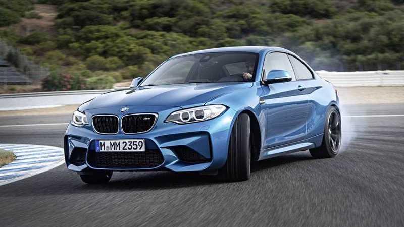 BMW M2 Gran Coupe