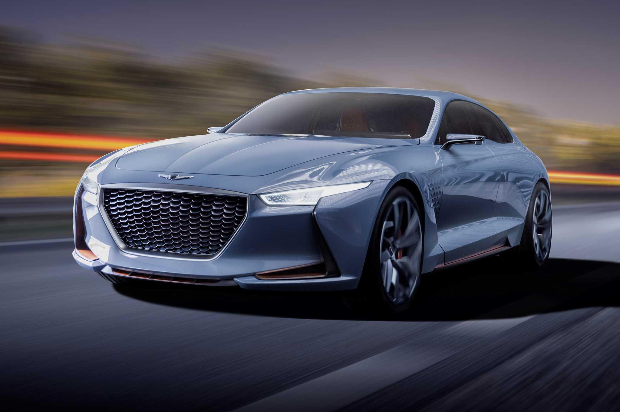 Hyundai May Introduce Luxury EV Under Genesis Brand