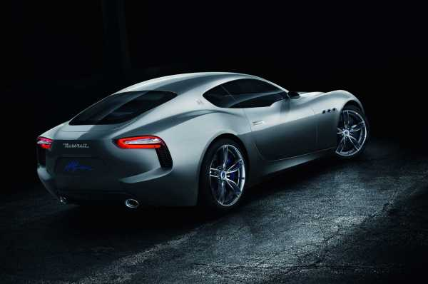 Maserati Alfieri rear