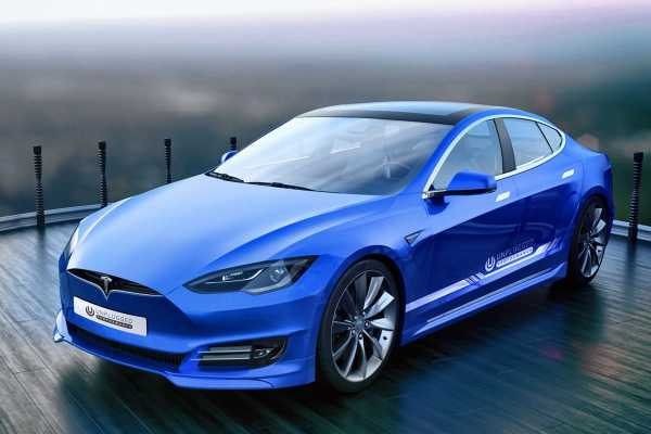 Tesla Model S Refresh Unplugged Performance