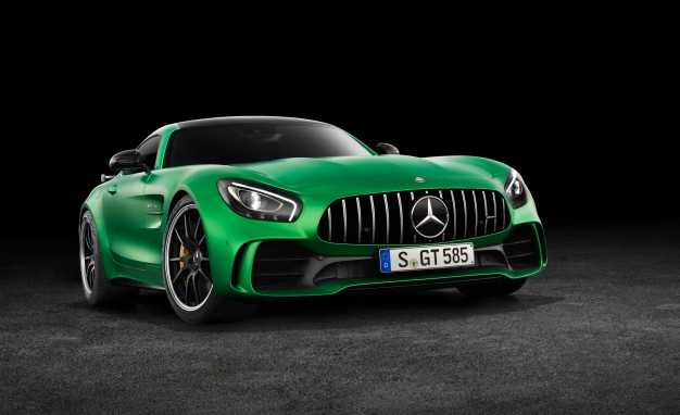 Mercedes AMG GT R Finds Its Way Into a Transformers Movie