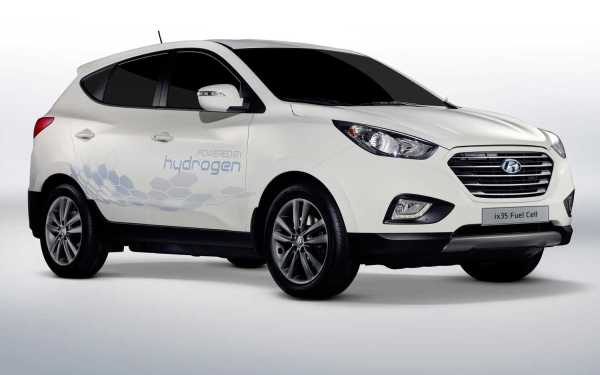 Hyundai Tucson fuel cell