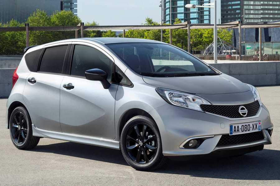 Nissan Note Black Edition Revealed, Priced At £14,415