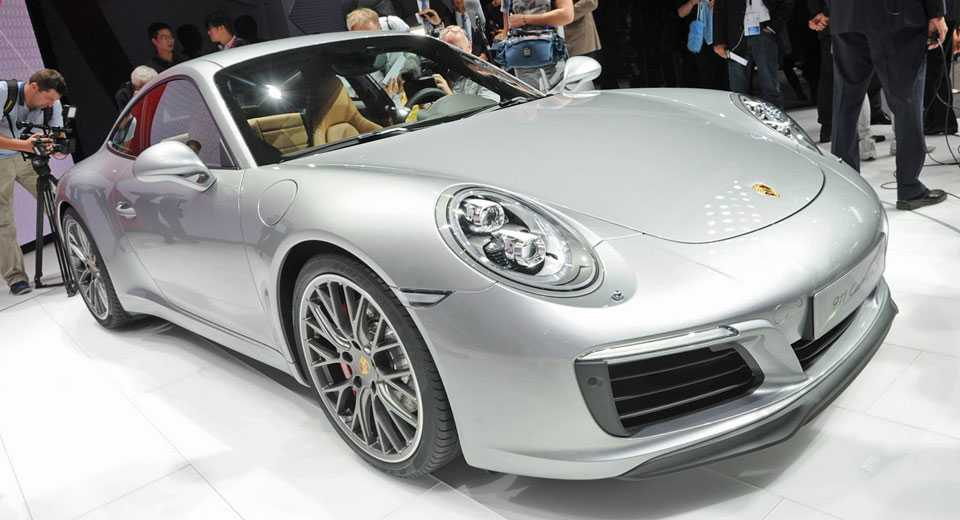 Porsche Says An Electrified 911 Turbo Is Not The Need Of The Hour