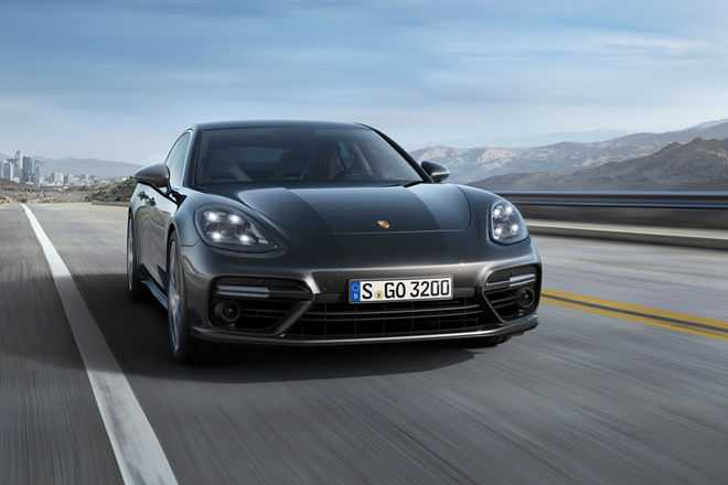 Porsche Panamera Hybrid to Produce More Than 700 Bhp
