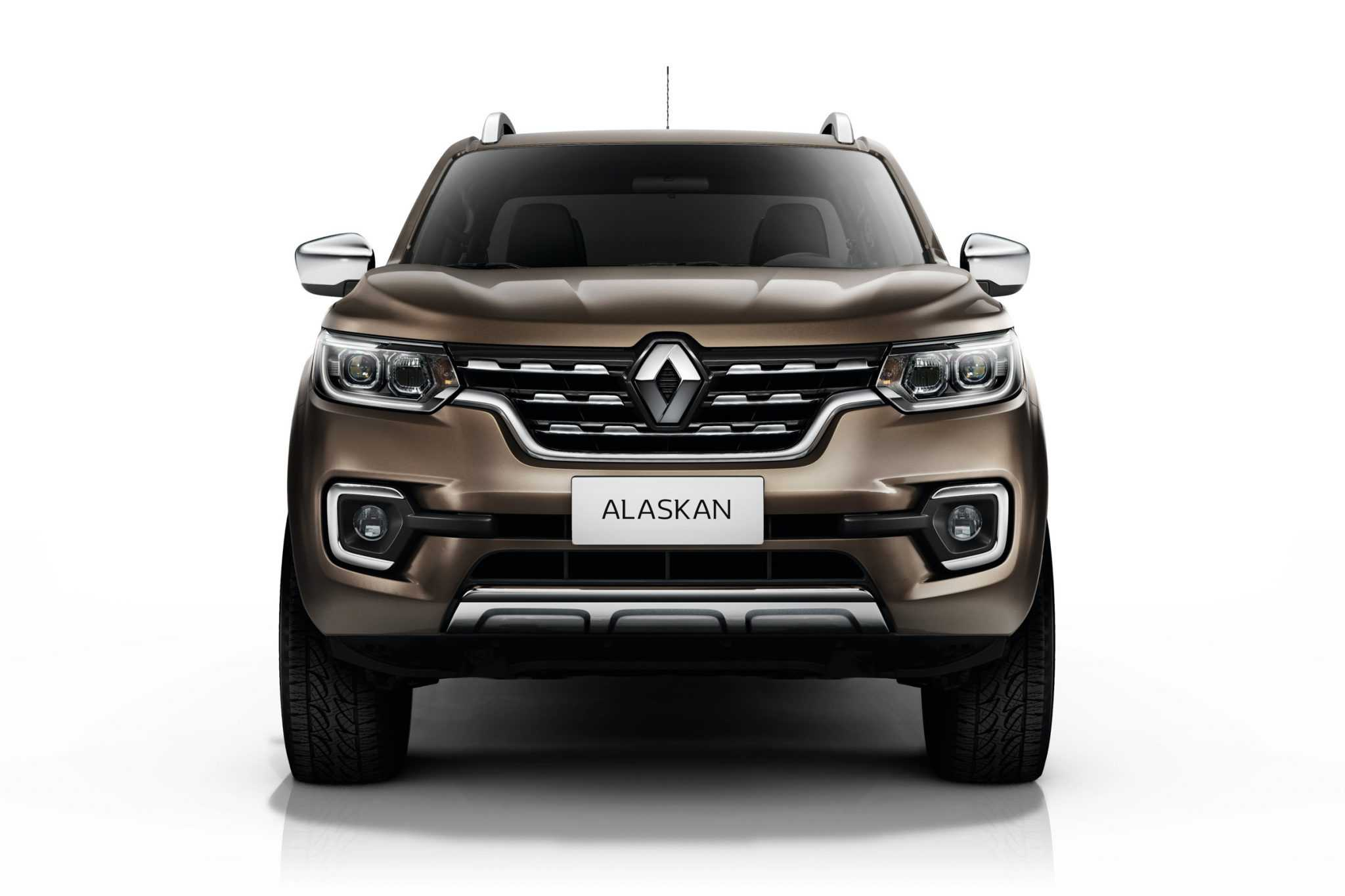 2017 Renault Alaskan Pick-up Truck – Details and Specs