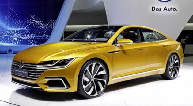 2018 Volkswagen CC
