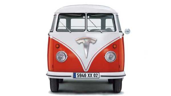 Electric Microbus